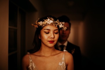 Dried/Preserved Floral Crown Workshop - 15th Jul 18 (3pm to 5pm)